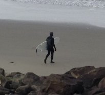 Surfer-Westport, WA