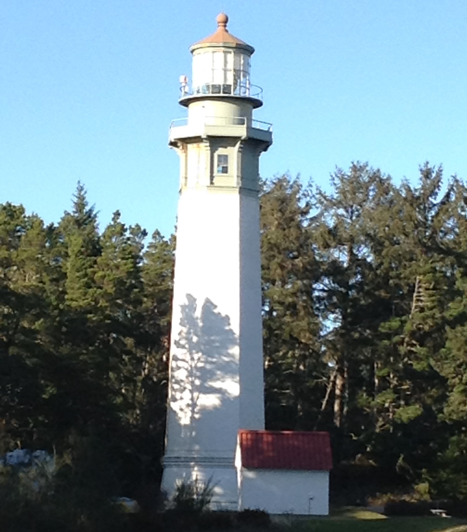 Grays Harbor Light-Lighthouse